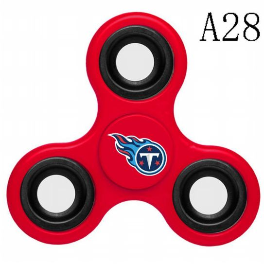 NFL Tennessee Titans 3-Way Fidget Spinner A28