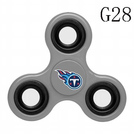 NFL Tennessee Titans 3-Way Fidget Spinner G28
