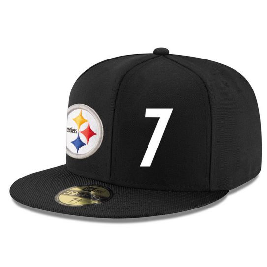 Pittsburgh Steelers 7 No Name NFL Hat