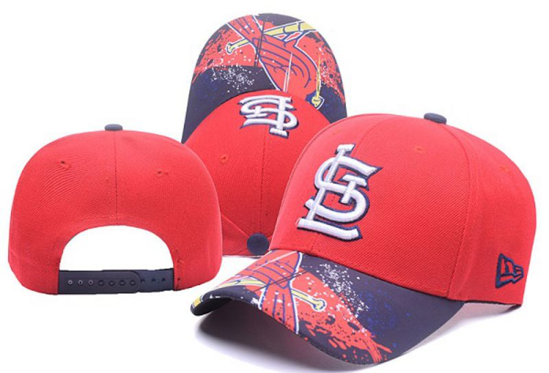 2017 HOT MLB St Louis Cardinals Snapback hat