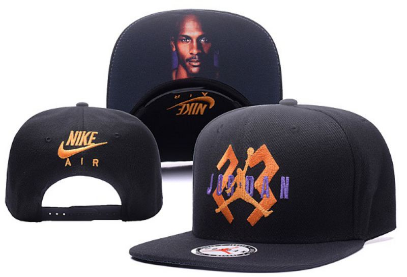 2017 HOT NBA Air Jordan 23 Snapback hat