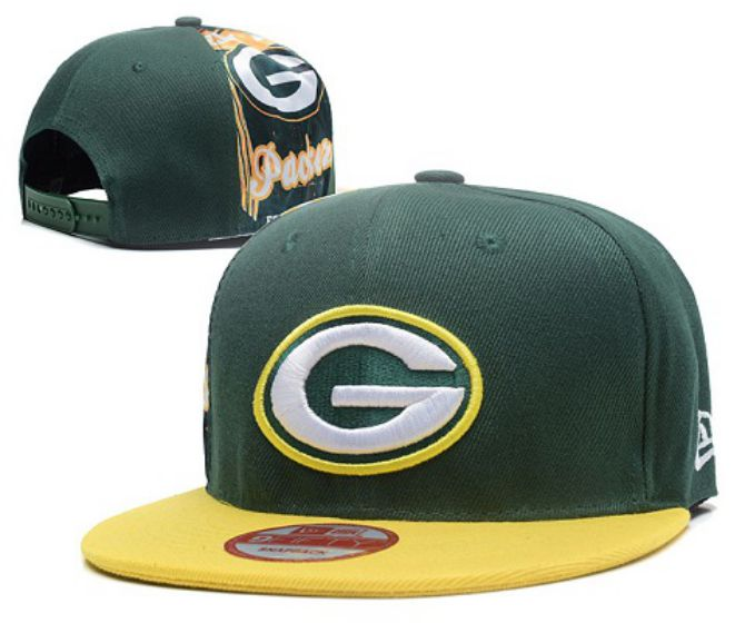 2017 HOT NFL Green Bay Packers Snapback hat
