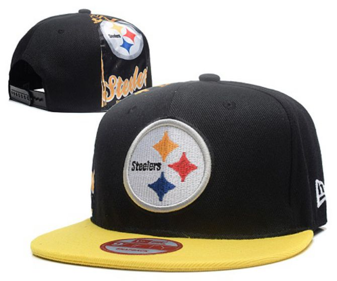 2017 HOT NFL Pittsburgh Steelers Snapback hat