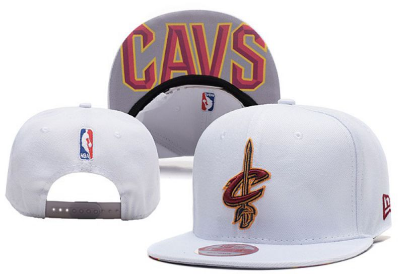 2017 NBA Cleveland Cavaliers Snapback 4 hat