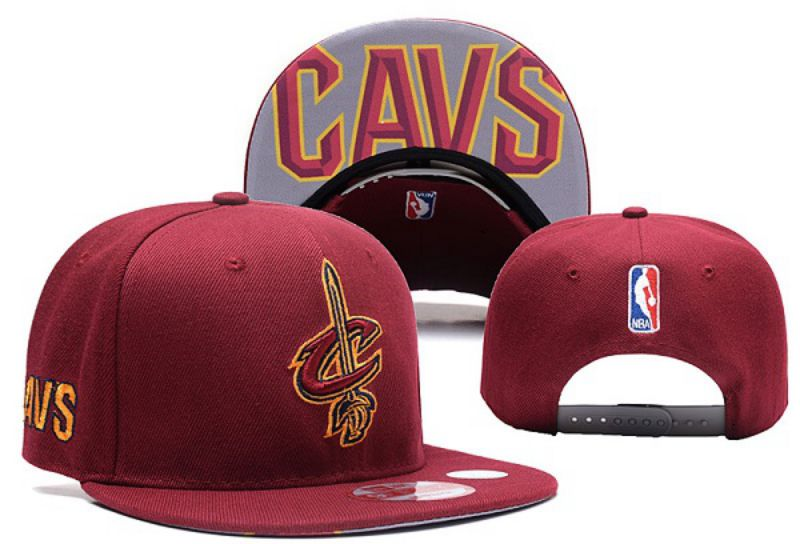 2017 NBA Cleveland Cavaliers Snapback hat