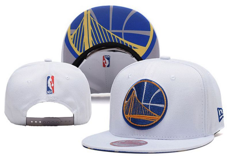 2017 NBA Golden State Warriors Snapback 4 hat
