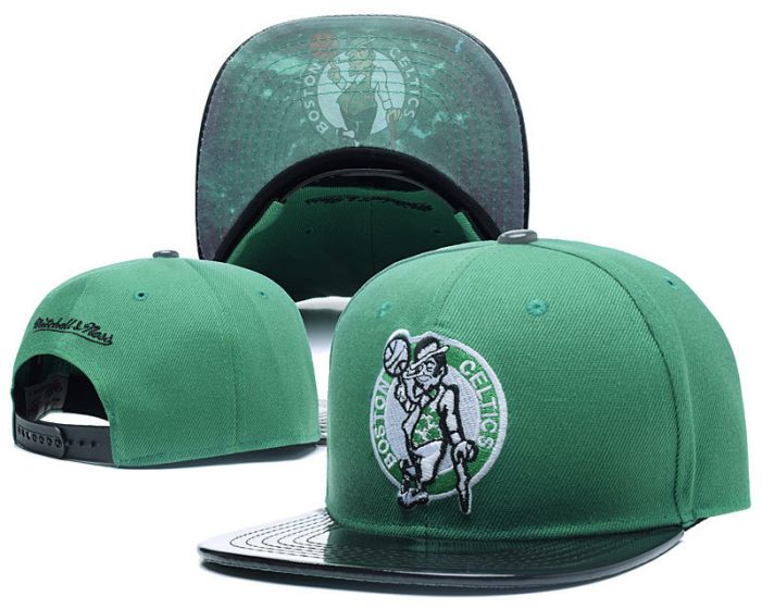 NBA Boston Celtics Snapback Hat HEDMY1705