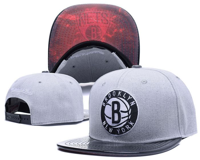 NBA Brooklyn Nets Snapback Hat HEDMY1706