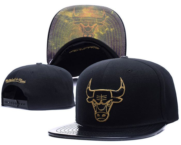 NBA Chicago Bulls Snapback Hat HEDMY1702