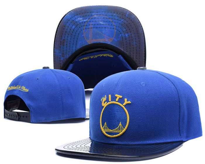 NBA Golden State Warriors Snapback Hat HEDMY1712