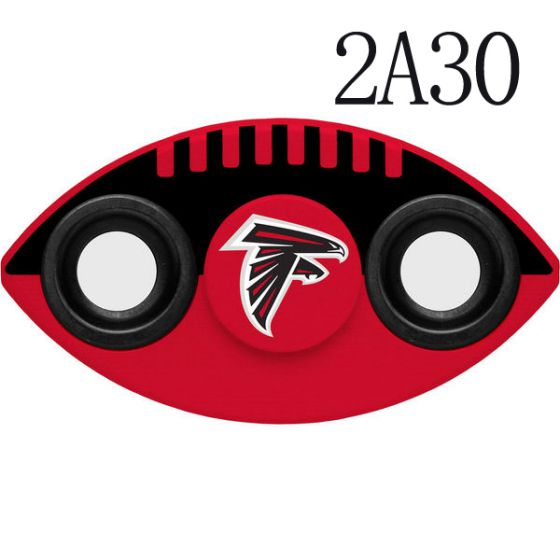 NFL ATLANTA FALCONS Two-Way Fidget Spinner- 2A30