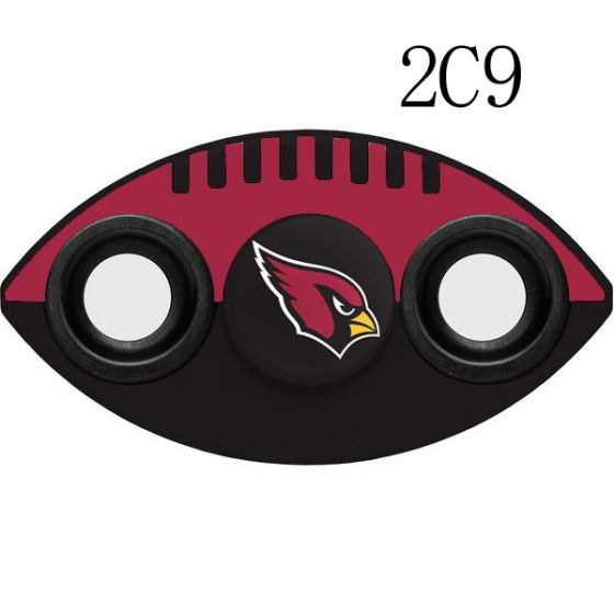 NFL Arizona Cardinals Two-Way Fidget Spinner- 2C9