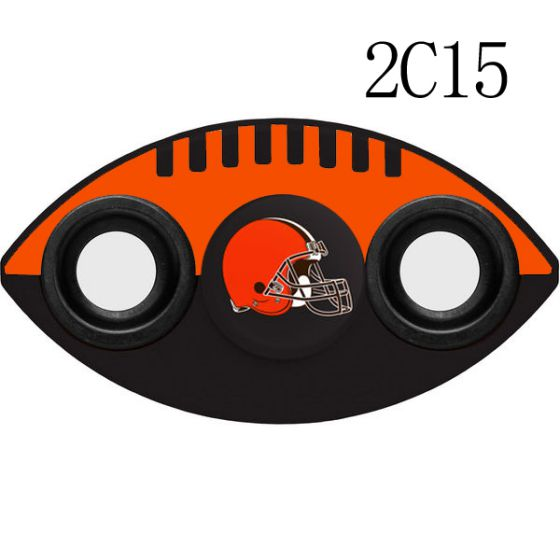 NFL Cleveland Browns Two-Way Fidget Spinner- 2C15
