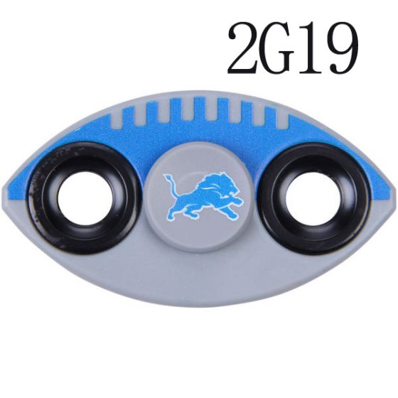 NFL DETROIT LIONS Two-Way Fidget Spinner-2G19