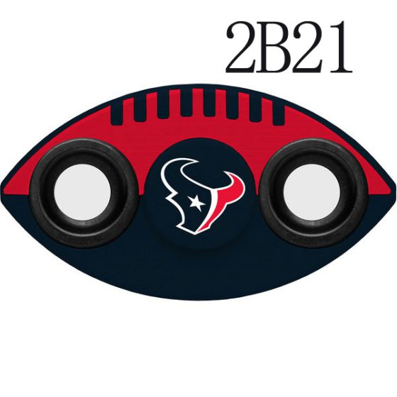 NFL Houston Texans Two-Way Fidget Spinner- 2B21