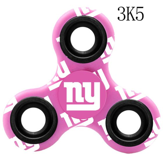 NFL New York Giants LogoThree-Way Fidget Spinner-3K5