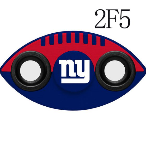 NFL New York Giants Two-Way Fidget Spinner-2F5