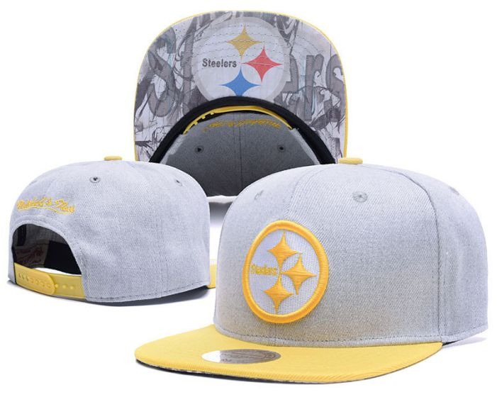 NFL Pittsburgh Steelers Snapback Hat HEDMY1716