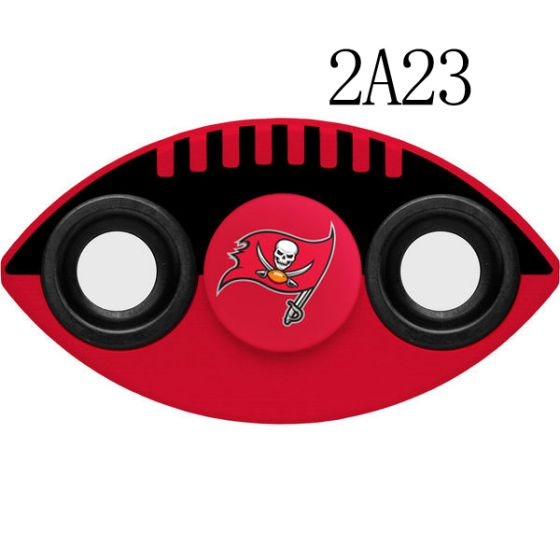 NFL TAMPA BAY BUCCANEERS Two-Way Fidget Spinner- 2A23