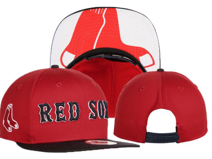 2017 MLB Boston Red Sox hat 0830