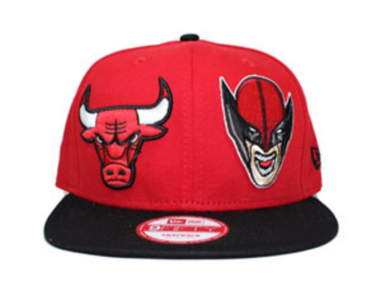 2017 NBA Chicago Bulls Snapback 2 hat 0830