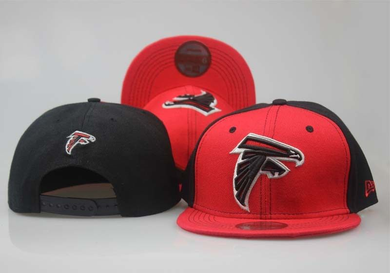 2017 NFL Atlanta Falcons Snapback 3 hat 0830