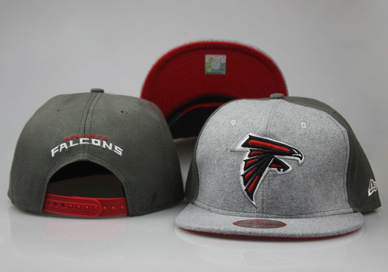 2017 NFL Atlanta Falcons Snapback hat 0830