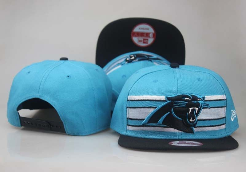 2017 NFL Carolina Panthers Snapbacks 3 hat 0830