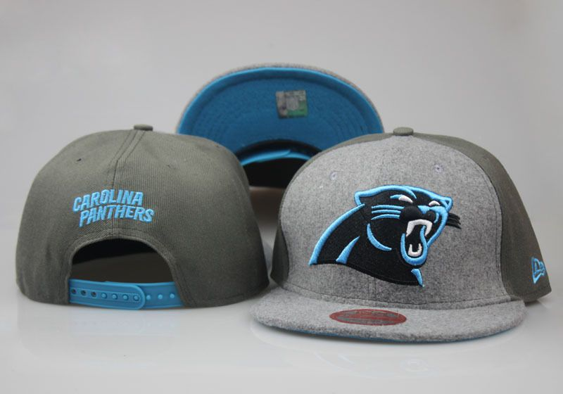 2017 NFL Carolina Panthers Snapbacks hat 0830