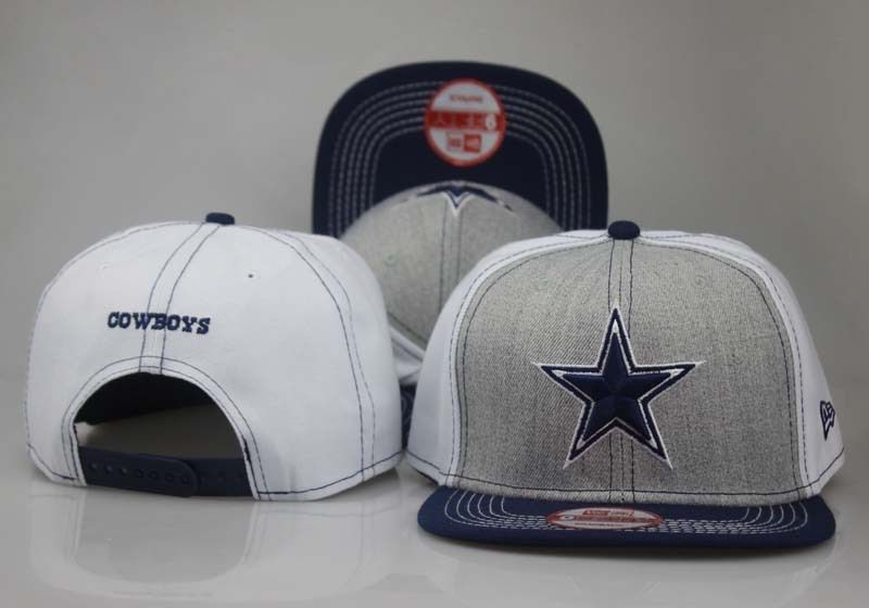 2017 NFL Dallas Cowboys Snapback 3 hat 0830
