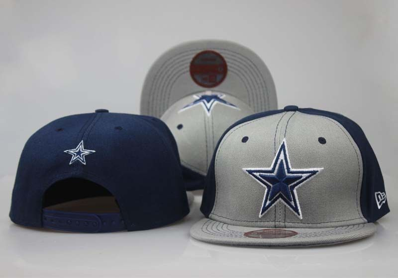 2017 NFL Dallas Cowboys Snapback 4 hat 0830