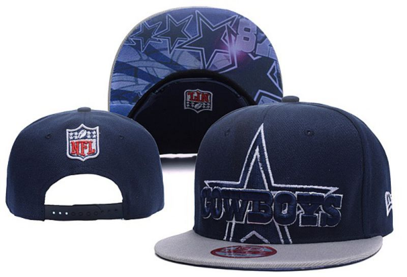 2017 NFL Dallas Cowboys Snapback 4 hat