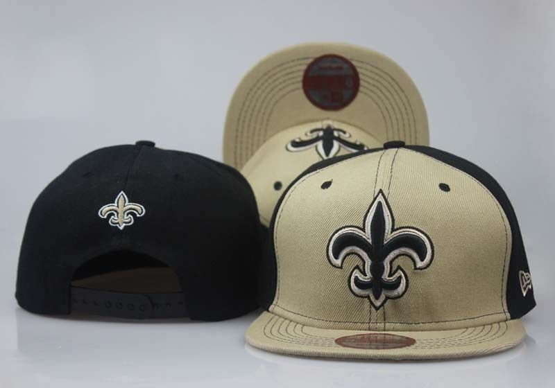 2017 NFL New Orleans Saints Snapback 2 hat 0830