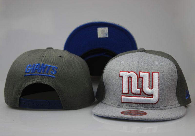 2017 NFL New York Giants Snapback hat 0830