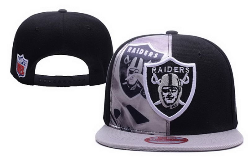 2017 NFL Oakland Raiders Snapback 8 hat