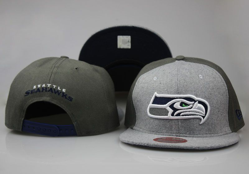 2017 NFL Seattle Seahawks Snapback 2 hat 0830