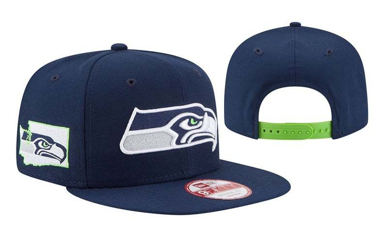2017 NFL Seattle Seahawks Snapback hat 0830