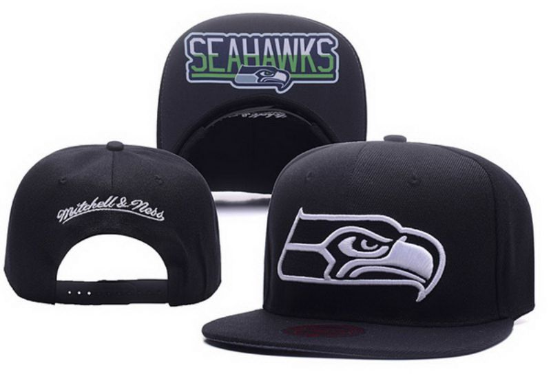 2017 NFL Seattle Seahawks Snapback hat