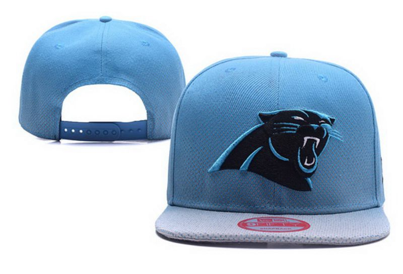 201708 NFL Carolina Panthers Snapback hat