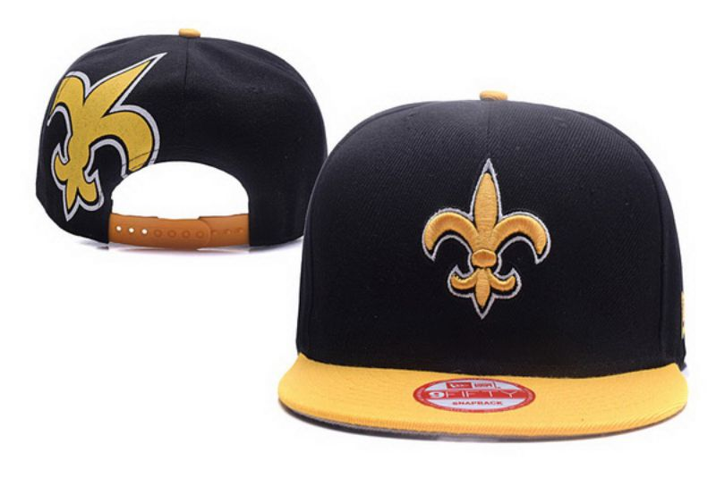 201708 NFL New Orleans Saints Snapback hat