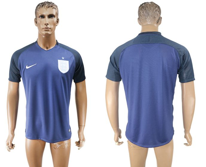 Men 2017-2018 national England away aaa version soccer jersey
