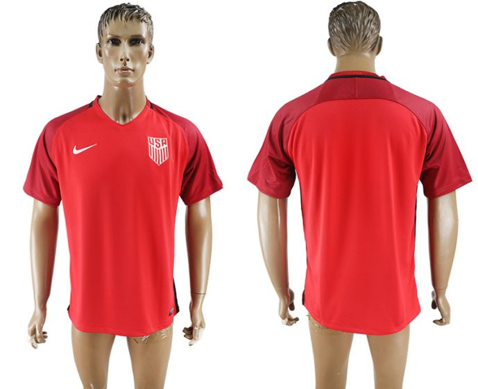 Men 2017-2018 national United States away aaa version soccer jersey