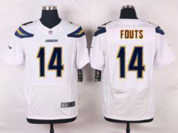 92595f4d women new nfl jerseys san diego chargers 14 fouts blue jerseys