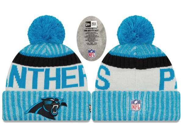 2017 NFL Carolina Panthers Beanie hat 0927 xdfmy