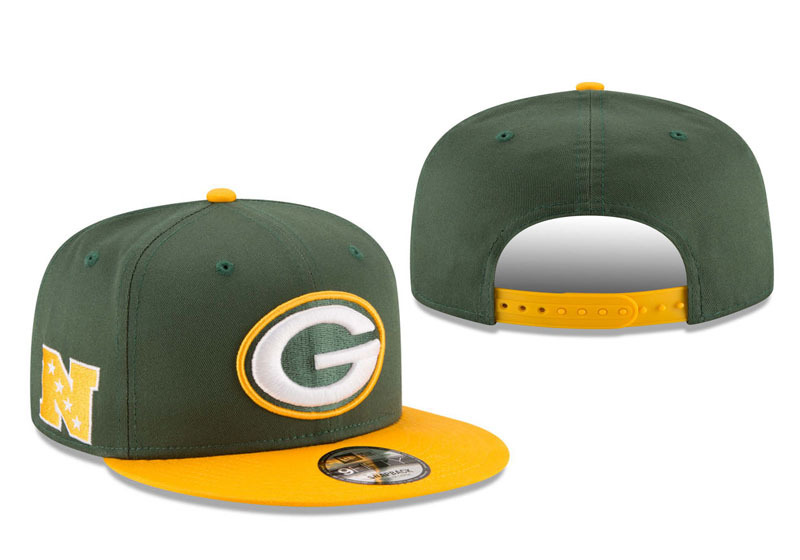 2017 NFL Green Bay Packers Snapback hat 0927 LTMY