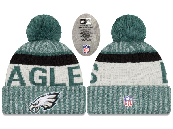 2017 NFL Philadelphia Eagles Beanie hat 0927 xdfmy