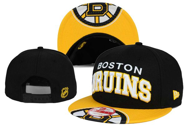 2017 NHL Boston Bruins Snapback hat XDFMY