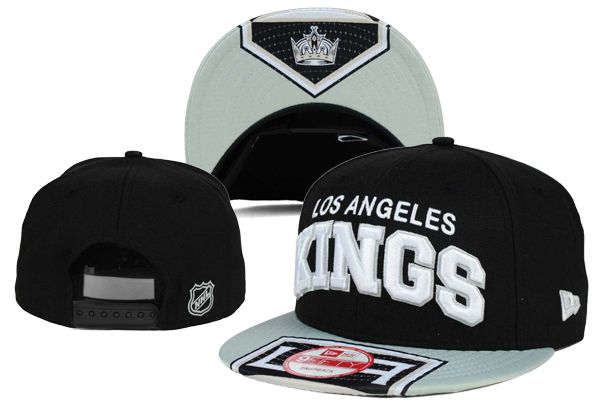 2017 NHL Los Angeles Kings Snapback hat XDFMY