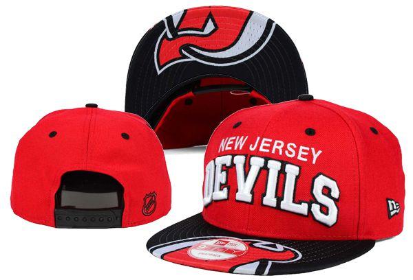 ... 2017 NHL New Jersey Devils Snapback hat XDFMY Devils 14 Adam Henrique  Red ... 7024b1480