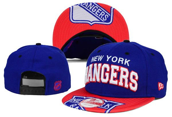 2017 NHL New York Rangers Snapback hat XDFMY